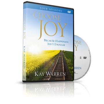 Choose Joy Small Group DVD