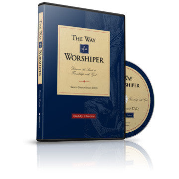 The Way of a Worshiper Small Group DVD