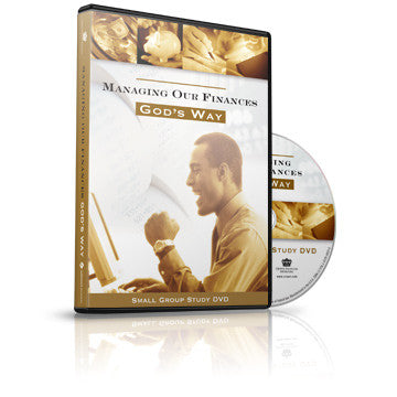 Managing Our Finances God's Way Small Group DVD