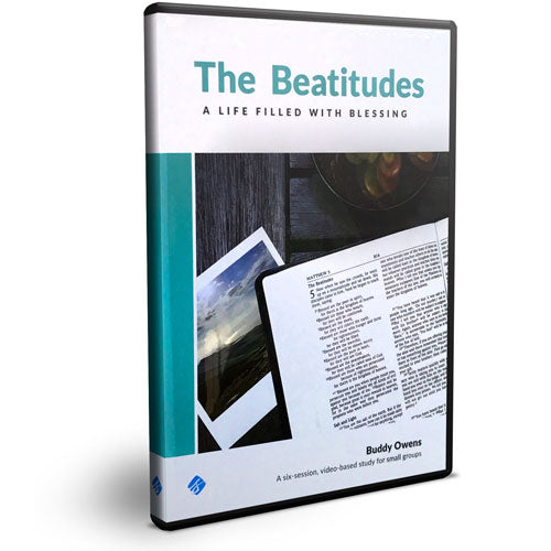 The Beatitudes: A Life Filled With Blessing Small Group DVD