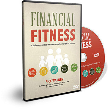Financial Fitness Small Group DVD