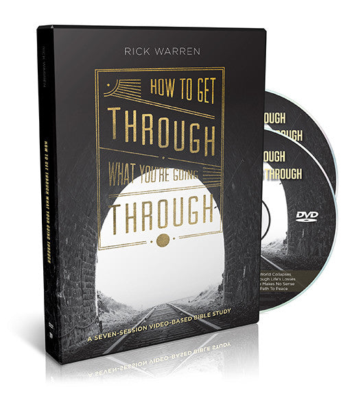 How to Get Through What You're Going Through Small Group DVD