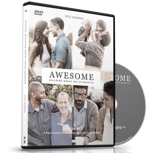 AWESOME: Building Great Relationships Small Group DVD