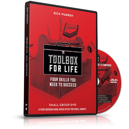 Toolbox for Life Small Group DVD
