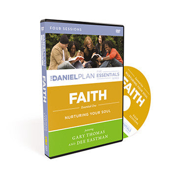 Faith Small Group DVD: The Daniel Plan Essentials Series