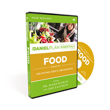 Food Small Group DVD: The Daniel Plan Essentials Series