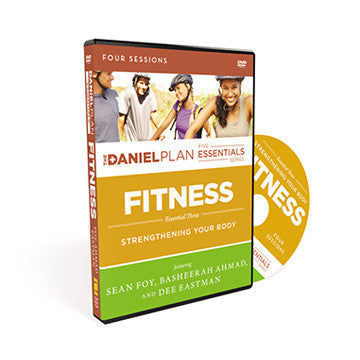 Fitness Small Group DVD: The Daniel Plan Essentials Series