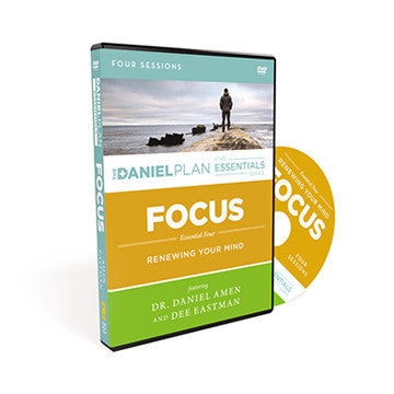 Focus Small Group DVD: The Daniel Plan Essentials Series
