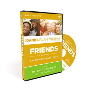 Friends Small Group DVD: The Daniel Plan Essentials Series