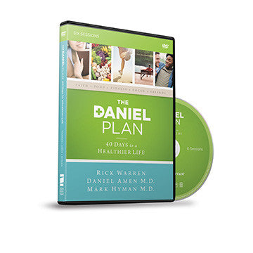 The Daniel Plan Small Group DVD