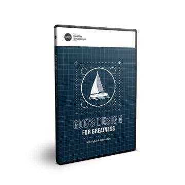 God's Design For Greatness Small Group DVD