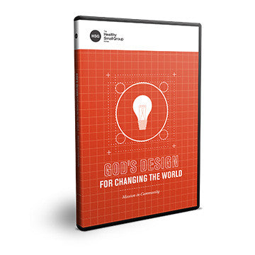 God's Design For Changing the World Small Group DVD