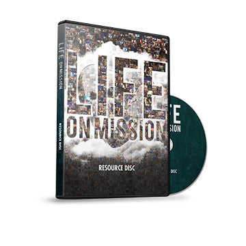 Life On Mission Resource Disc (DVD-ROM)