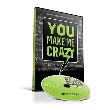 You Make Me Crazy Small Group DVD