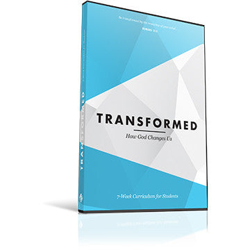Transformed Youth Small Group DVD