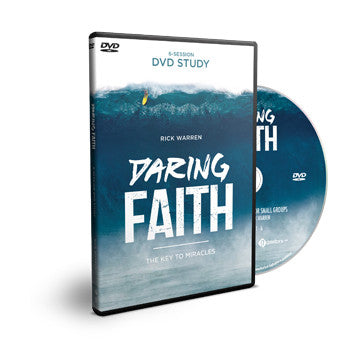Daring Faith Small Group DVD