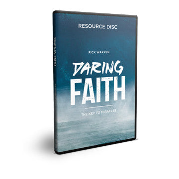 Daring Faith Resource Disc