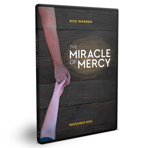 The Miracle of Mercy Campaign Resource Disc