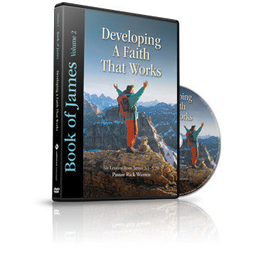 Developing a Faith that Works: James Vol. 2 Small Group DVD