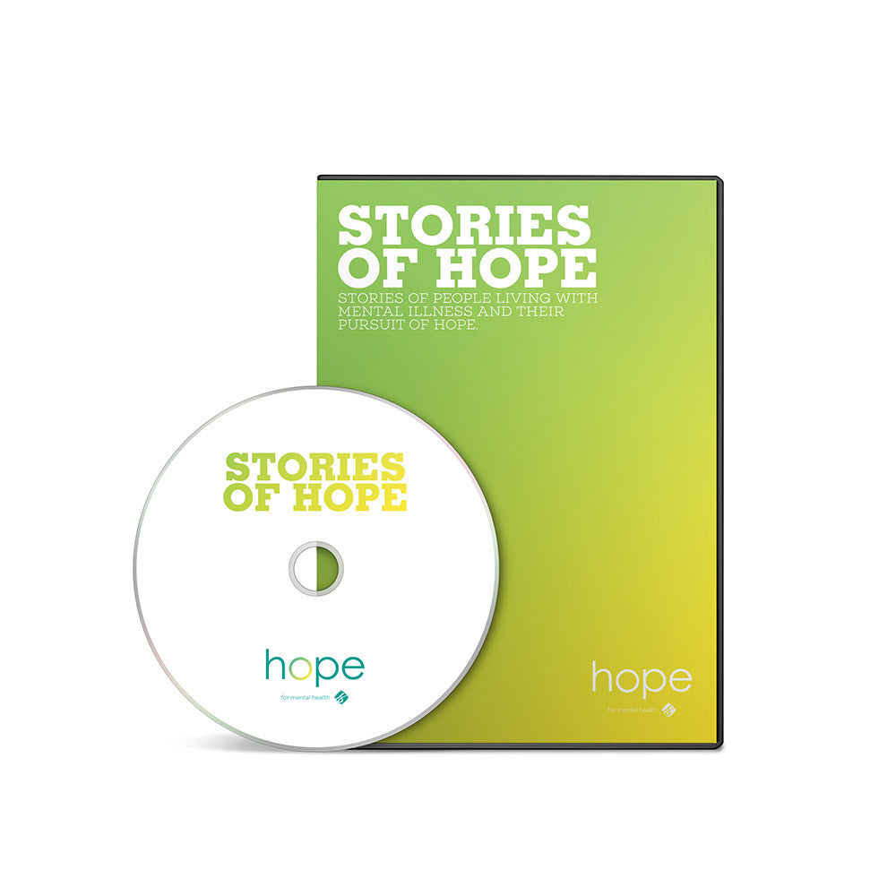 Stories of Hope Testimony DVD