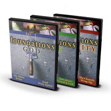 Foundations Seminar (6 DVDs)
