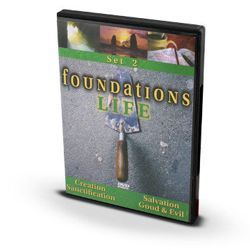 Foundations Seminar: Life (2 DVDs)