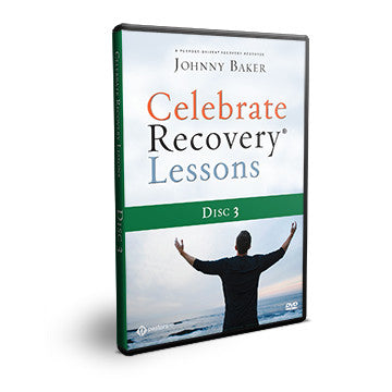 Celebrate Recovery Lessons: Disc 3