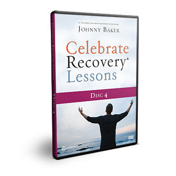 Celebrate Recovery Lessons: Disc 4