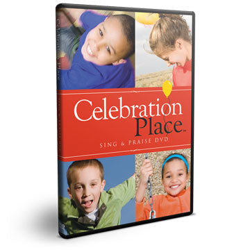 Celebration Place Sing and Praise DVD