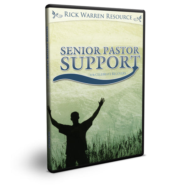 Senior Pastor Support DVD