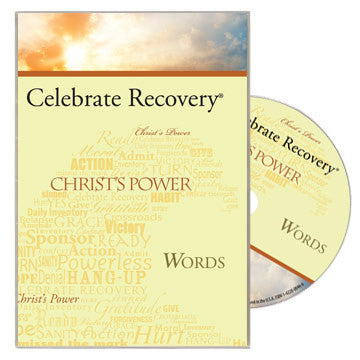 Celebrate Recovery Words DVD (Newcomers 101)