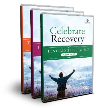 Testimonies to Go Vol. 1-6 Bundle (3 DVDs)