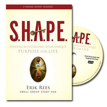 SHAPE Small Group DVD