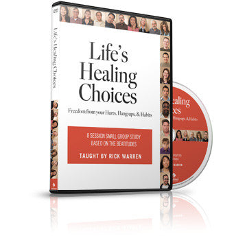 Life's Healing Choices Small Group DVD