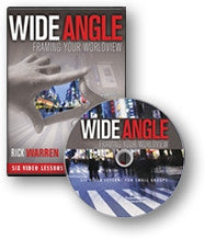 Wide Angle: Framing Your Worldview Small Group DVD
