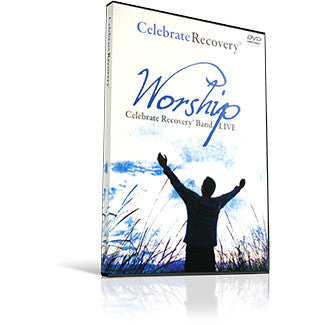 Celebrate Recovery Worship DVD