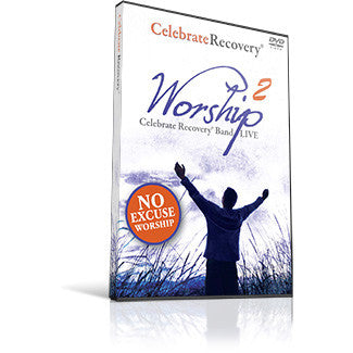 Celebrate Recovery Worship DVD 2