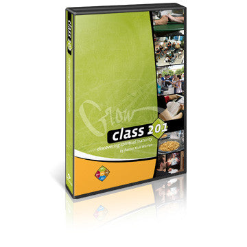 CLASS 201: Discovering Spiritual Maturity Kit