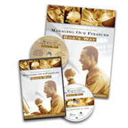 Managing Our Finances God's Way Study Kit (DVD and Study Guide with Finances Resource CD)