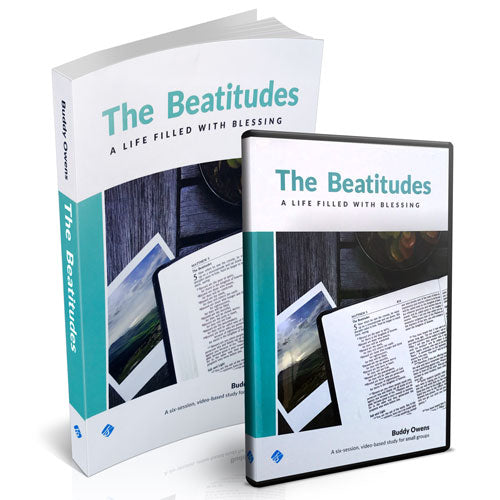 The Beatitudes: A Life Filled With Blessing Study Kit