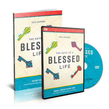 The Keys to a Blessed Life Study Kit (DVD and Study Guide)