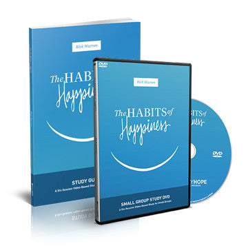 The Habits of Happiness Study Kit (DVD and Study Guide)