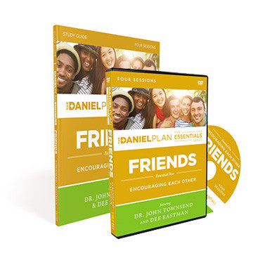 Friends Study Kit: The Daniel Plan Essentials Series (DVD and Study Guide)