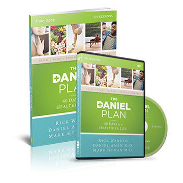 The Daniel Plan Small Groups