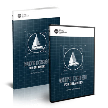 God's Design For Greatness Study Kit