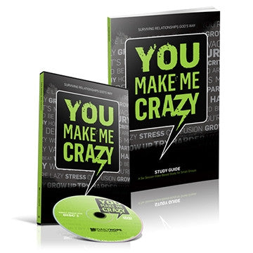 You Make Me Crazy Study Kit (DVD and Study Guide)