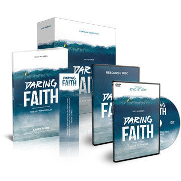Daring Faith Campaign Starter Kit