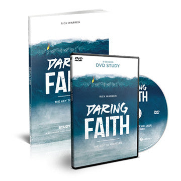 Daring Faith Study Kit