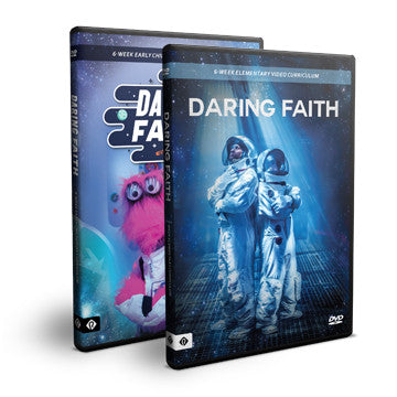 Daring Faith Early Childhood and Elementary Curriculum Bundle