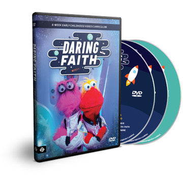 Daring Faith Early Childhood Curriculum